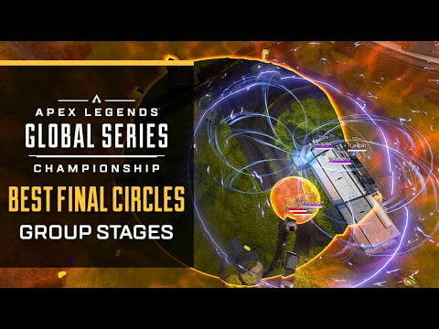 Best Final Circles NA & EMEA Group Stages – ALGS Championship | Apex Legends