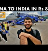 CHINA TO INDIA AFTER 75 DAYS OF TRAVELLING