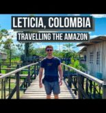 LETICIA, COLOMBIA: Travelling to the AMAZON Colombia (THIS was AMAZING)