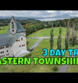 3 Day Trip in Eastern Townships | Quebec Road Trip Guide | Travelling Foodie