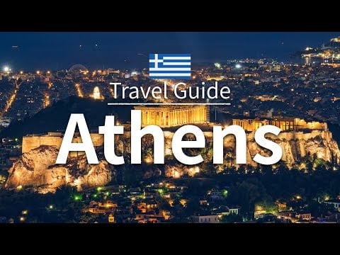 【Athens】 Travel Guide – Top 10 Athens   Greece Travel   Europe Travel   Travel at home