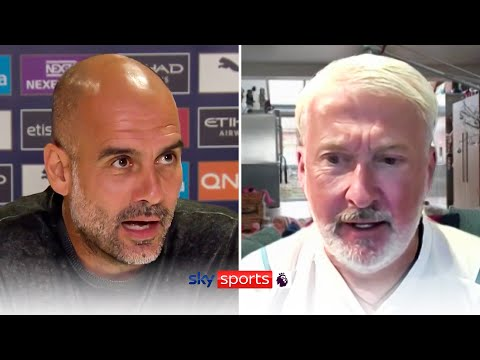 'If I'm a problem with fans, I'll step aside' | Pep's row with Man City fans continues
