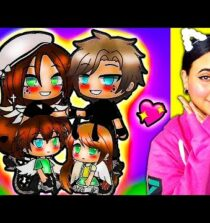 💖✨ The Celebrity and the Tomboy 💖✨ Gacha Life Mini Movie Love Story Reaction