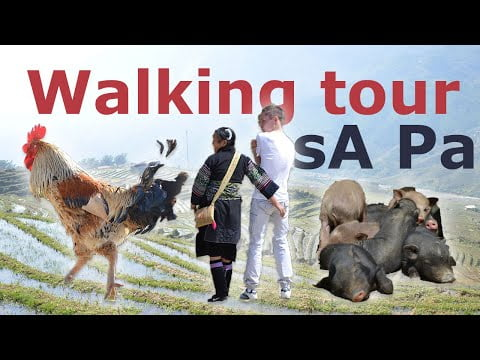 Sa Pa, Vietnam = Completly different from the western world – Travelling guide (Walking tour)