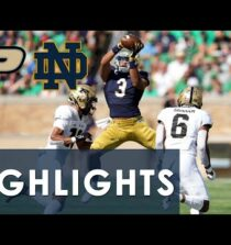 Purdue vs. Notre Dame   EXTENDED HIGHLIGHTS   9/18/2021   NBC Sports