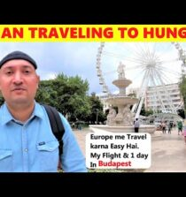 INDIAN Boy Travelling to BUDAPEST Hungary   Indian Traveller   indian Travel vlog   Budapest vlog