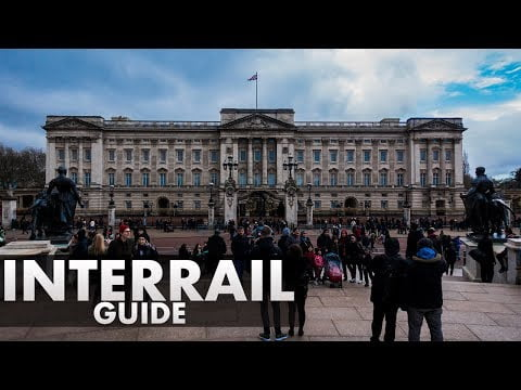 5 THINGS YOU MUST KNOW BEFORE TRAVELLING EUROPE | INTERRAIL GUIDE