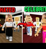 THE HATED CHILD BECAME CELEBRITY..!| Brookhaven Movie Roblox | (VOICED)