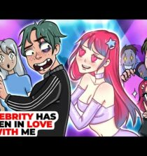 A Celebrity Has Fallen in Love with Me | Animated Story about Dating with a Star